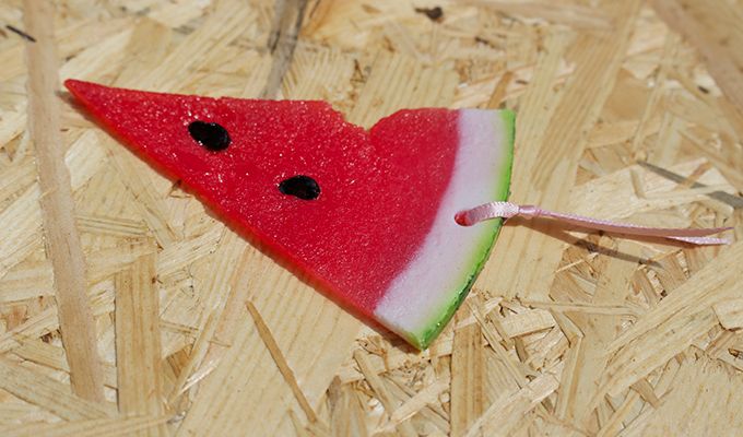 Watermelon Bookmark