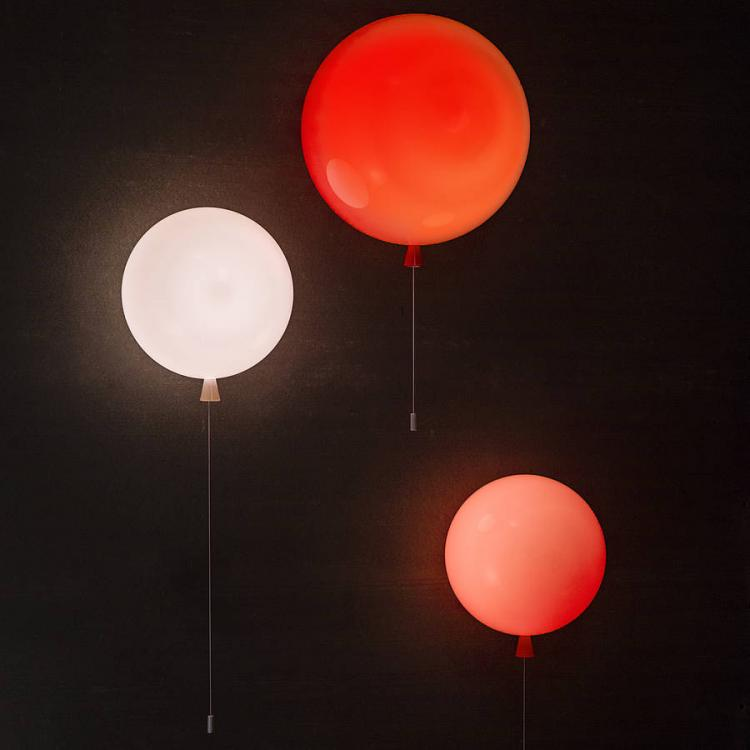 Balloon Shaped Wall Lights