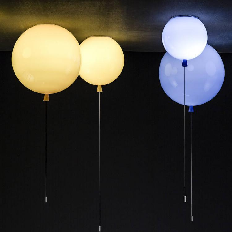 balloon shaped ceiling lights. Black Bedroom Furniture Sets. Home Design Ideas
