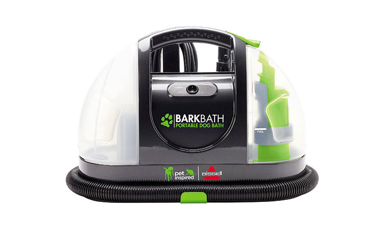 Bissel Bark Bath - BarkBath portable dog bath - portable dog washer vacuum