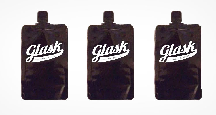 Glask - Baseball Glove Flask