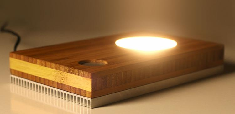 Baselamp - Make Your Own Lamp From Transparent Objects