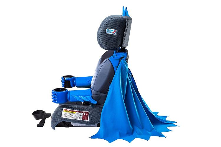 Batman Car Seat - Batman Booster Car Seat