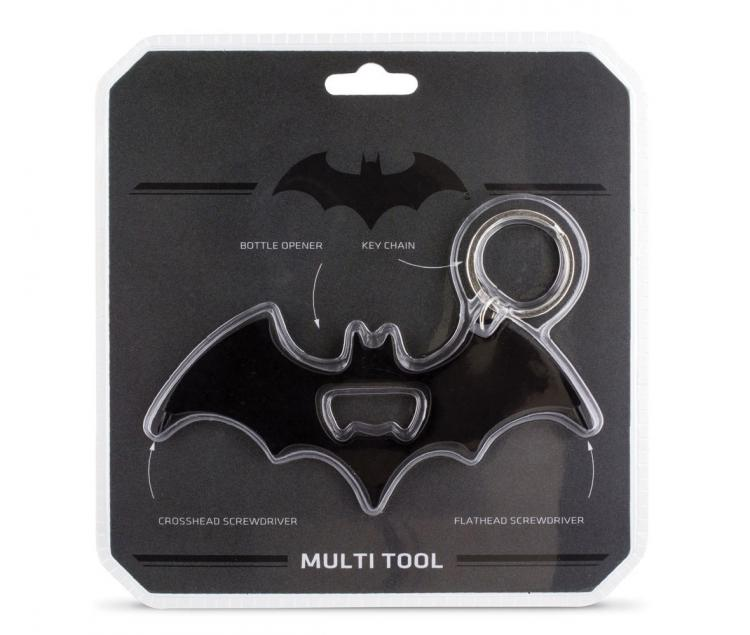 Batman Multi-Tool and Bottle Opener