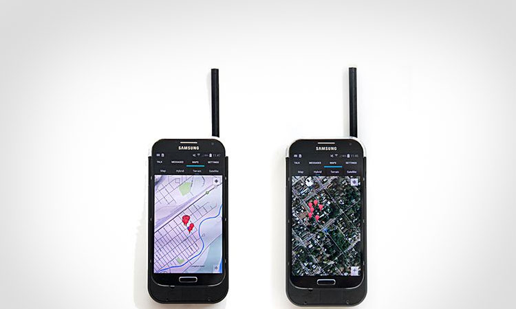 Beartooth: Case That Turns Your Phone Into A Walkie Talkie
