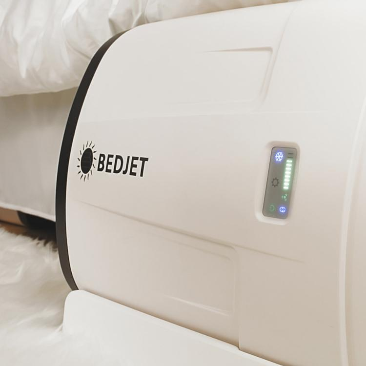 Bedjet Bed Climate Control System - Heat or Cool Air Underneath Your Bedsheets