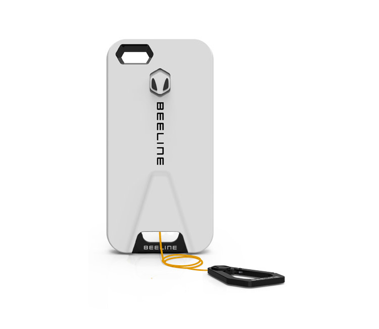 Beeline iPhone Case - Retractable Cord - Adventure iPhone Case