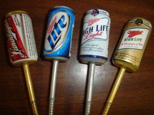 Beer Can Fishing Bobber