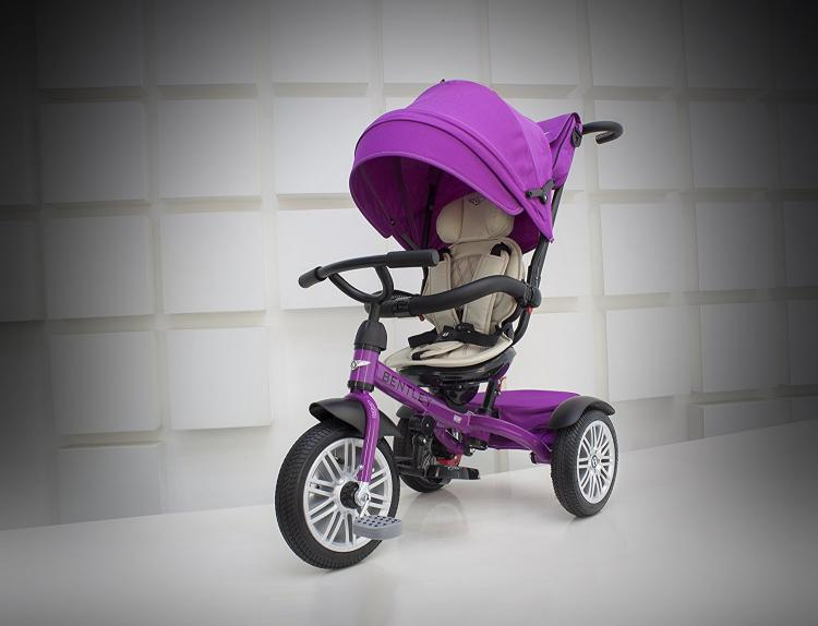 Bentley 6 In 1 Baby Stroller And Tricycle Combo