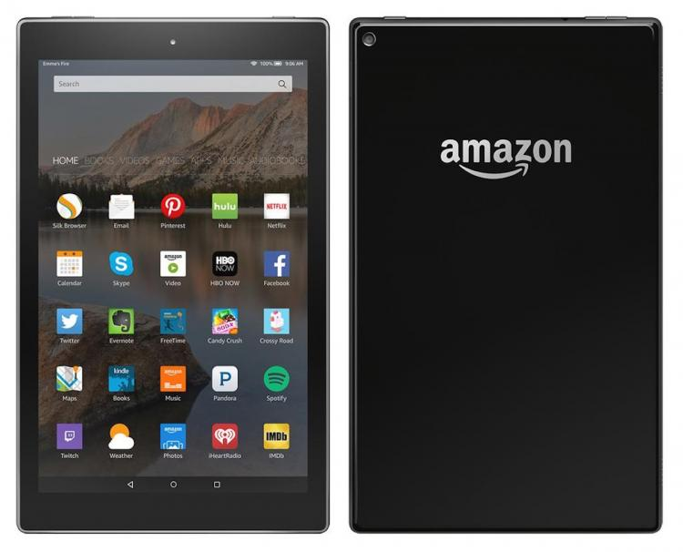 Huge Savings On Amazon Fire Tablets