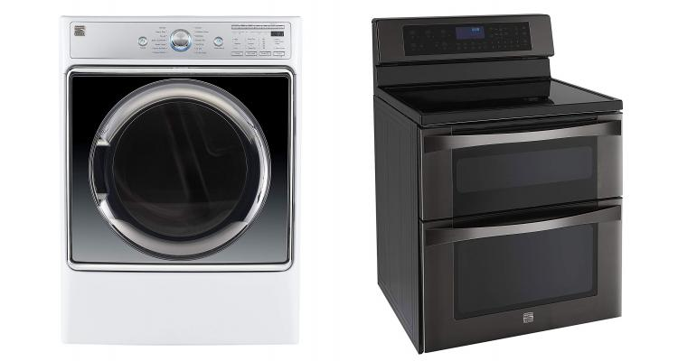 Up To 55% Off Kenmore Refrigerators, Washers, Dryers and Ranges