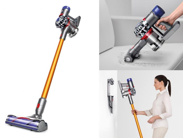 135 Bucks Off The Dyson V8 Absolute Cordless Stick Vacuum Cleaner