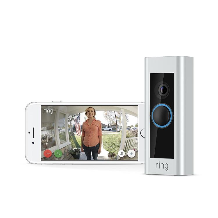 75 Bucks Off The Ring Doorbell Camera