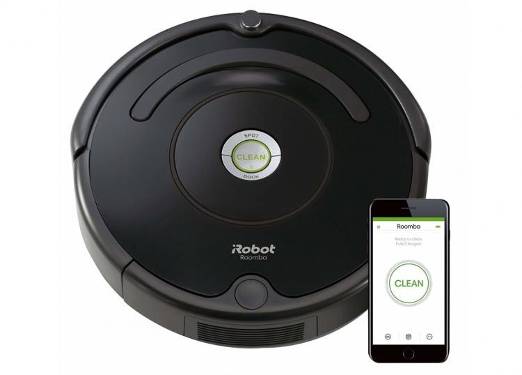 120 Bucks Off The iRobot Roomba 671 Smart Phone Connected Vacuum