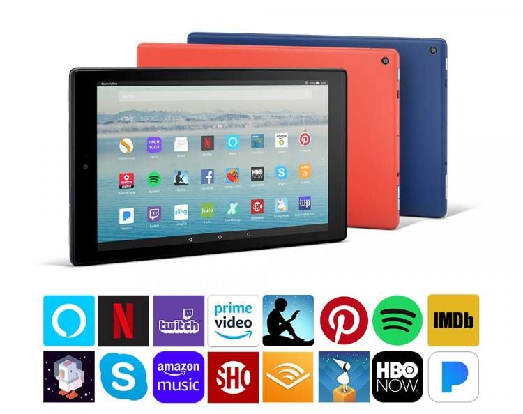 Best Amazon Fire HD Tablet deal - Best amazon prime day 2019 deals