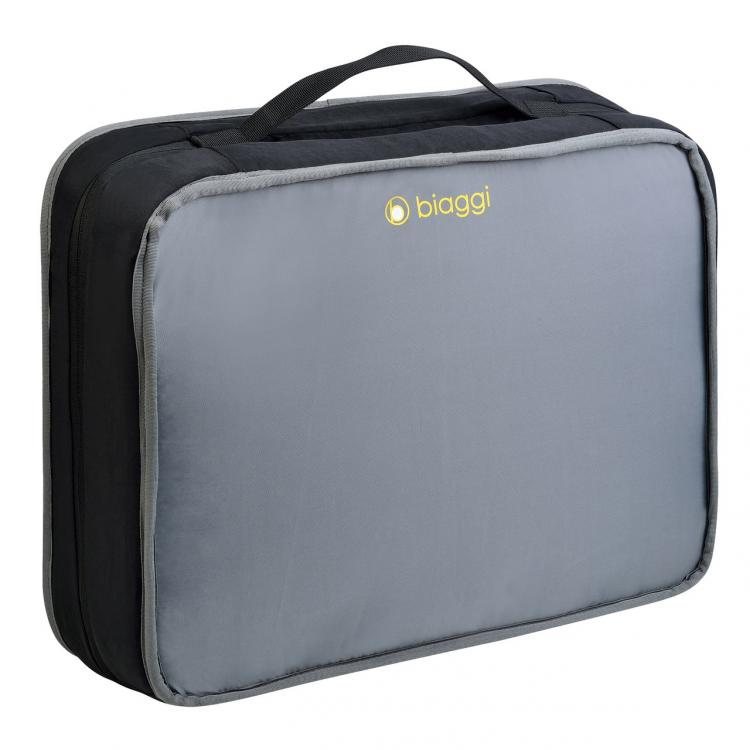 Biaggie Zipsak Luggage - Collapsible Luggage Folds down for easy storage - foldable luggage