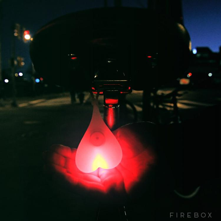 Light-Up Bicycle Balls - Bike Balls