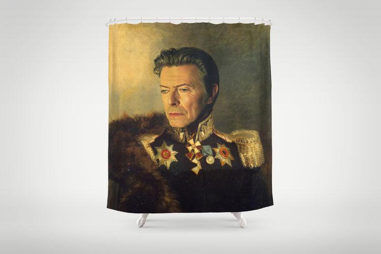 HD Wallpapers Bill Murray Shower Curtain