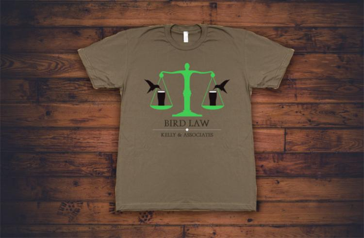Bird Law T-Shirt