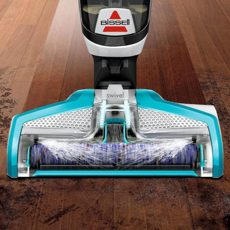 Bissell Crosswave Vacuum Wet Dry Floor And Carpet Cleaner