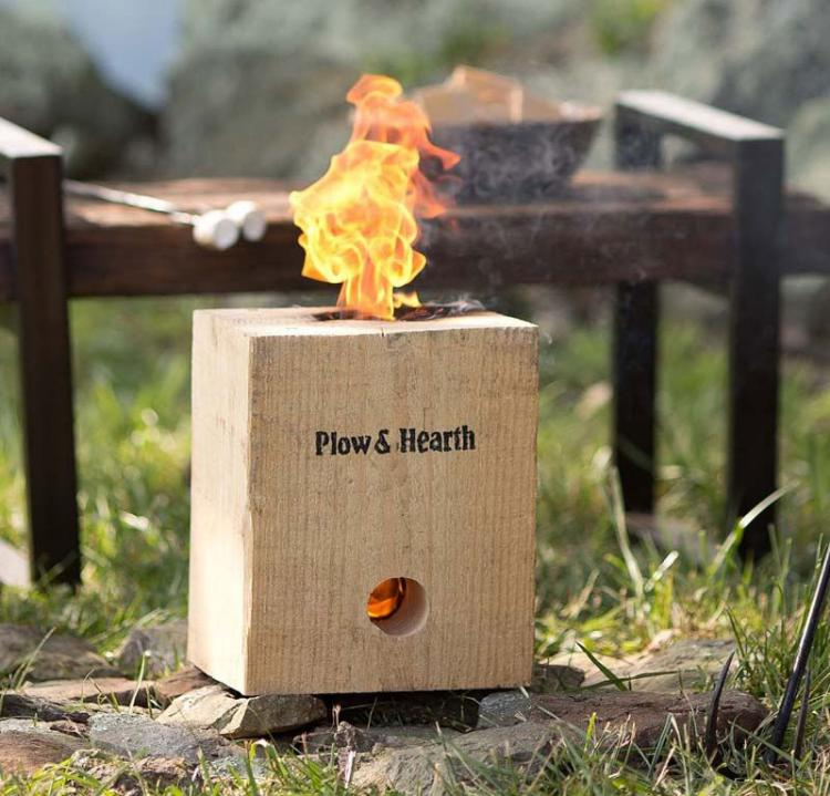 Blazing Block - Portable Bonfire