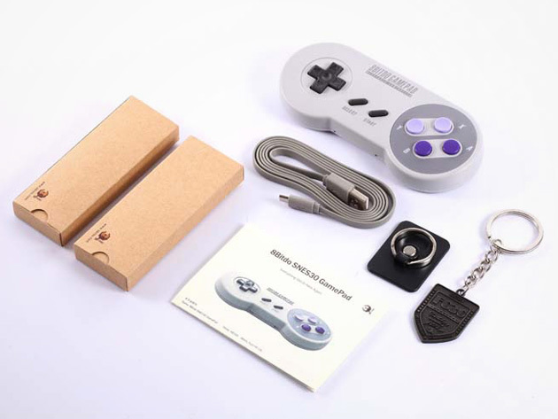 8BITDO Wireless Bluetooth Super Nintendo Game Controller