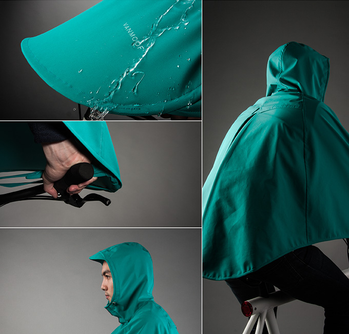 Boncho Bicycle Poncho