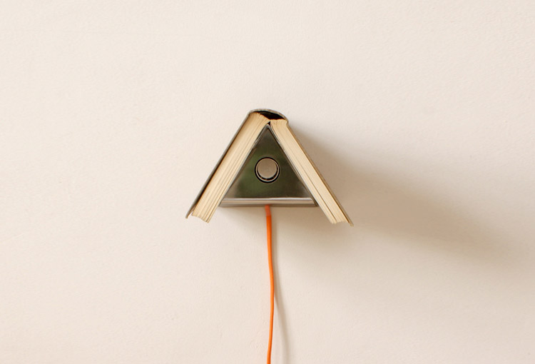 Bookshade Book Lamp