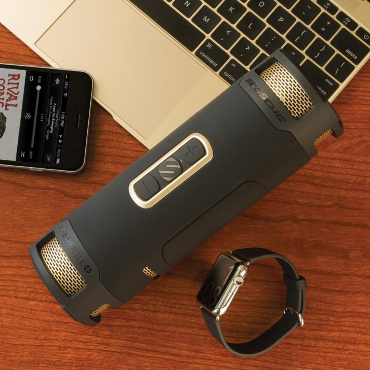 BoomBottle - Outdoors Waterproof BlueTooth Speaker