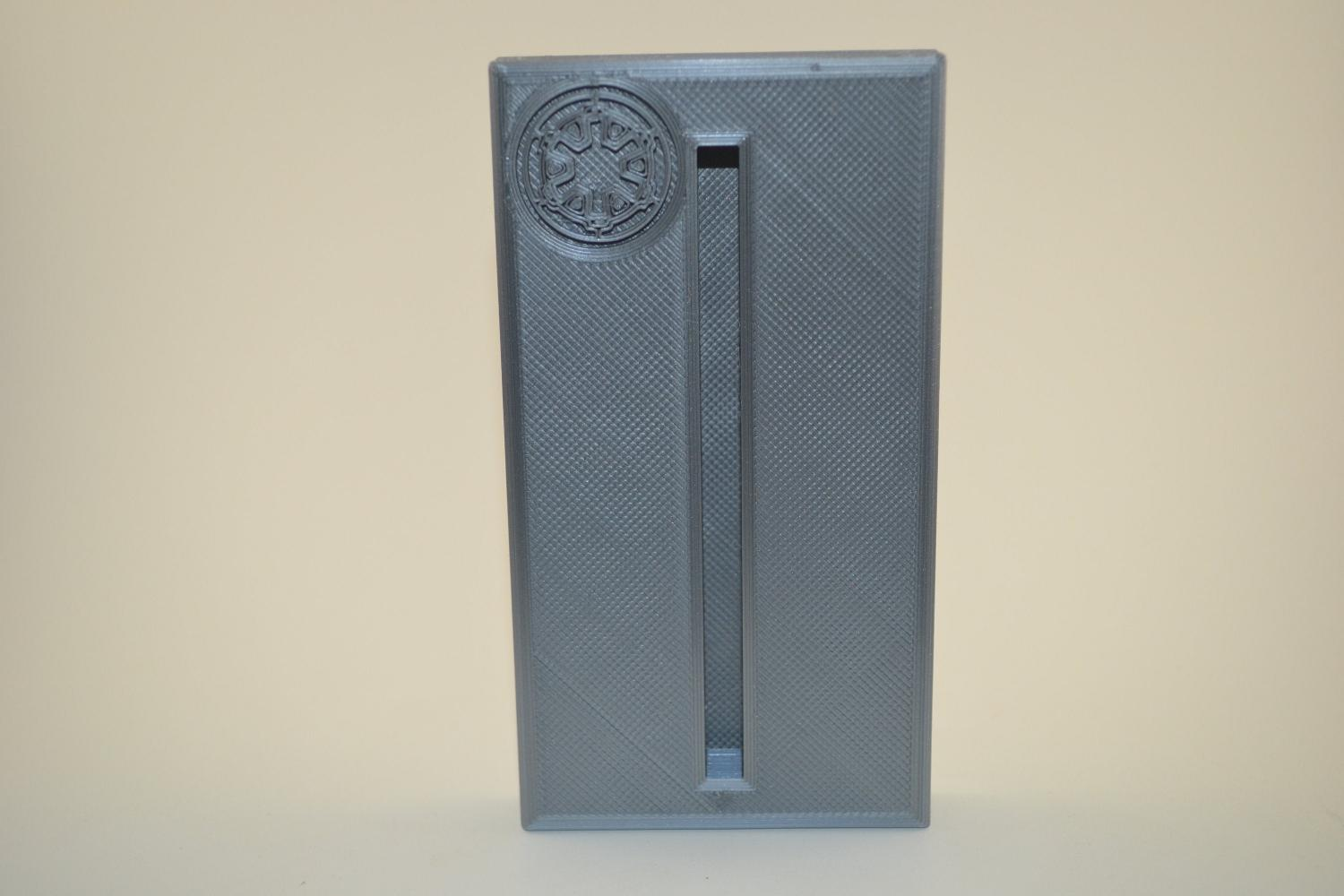 Star Wars Mandalorian Beskar Ingot business card holder