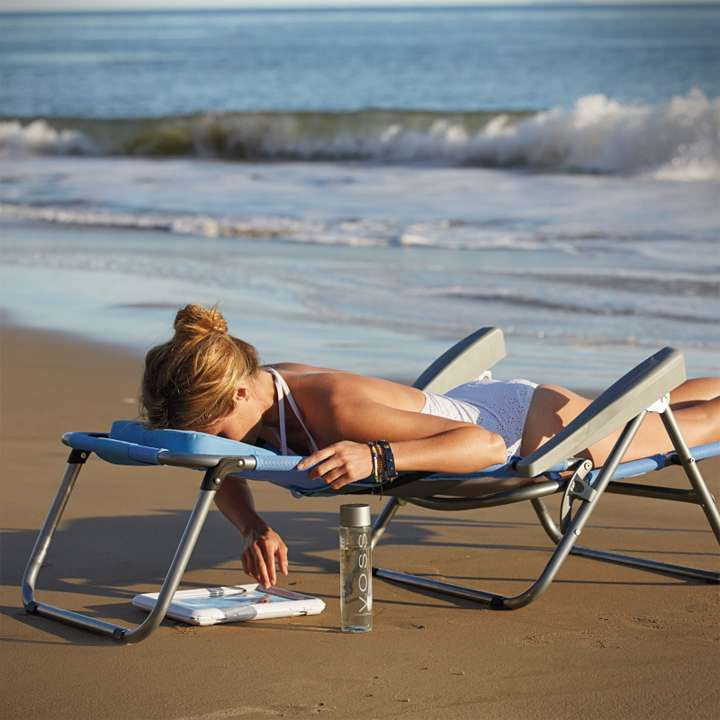 Breezy Beach Chair Lets Air Flow Through Picture 30 Of Lay Out