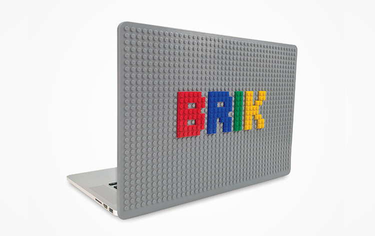 Brik Book - Lego-Like Case For Your Macbook