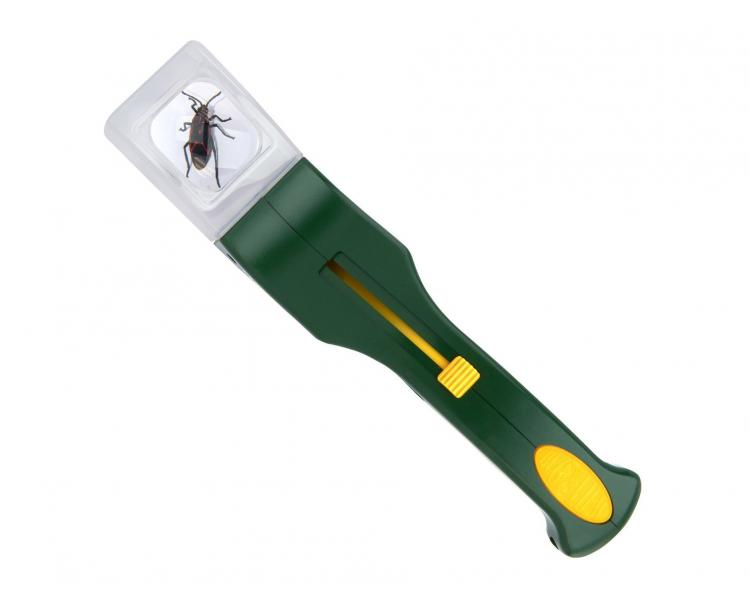 BugView: Bug Catching Tool Helps Catch and Analyze Bugs - Bug Capture Toy
