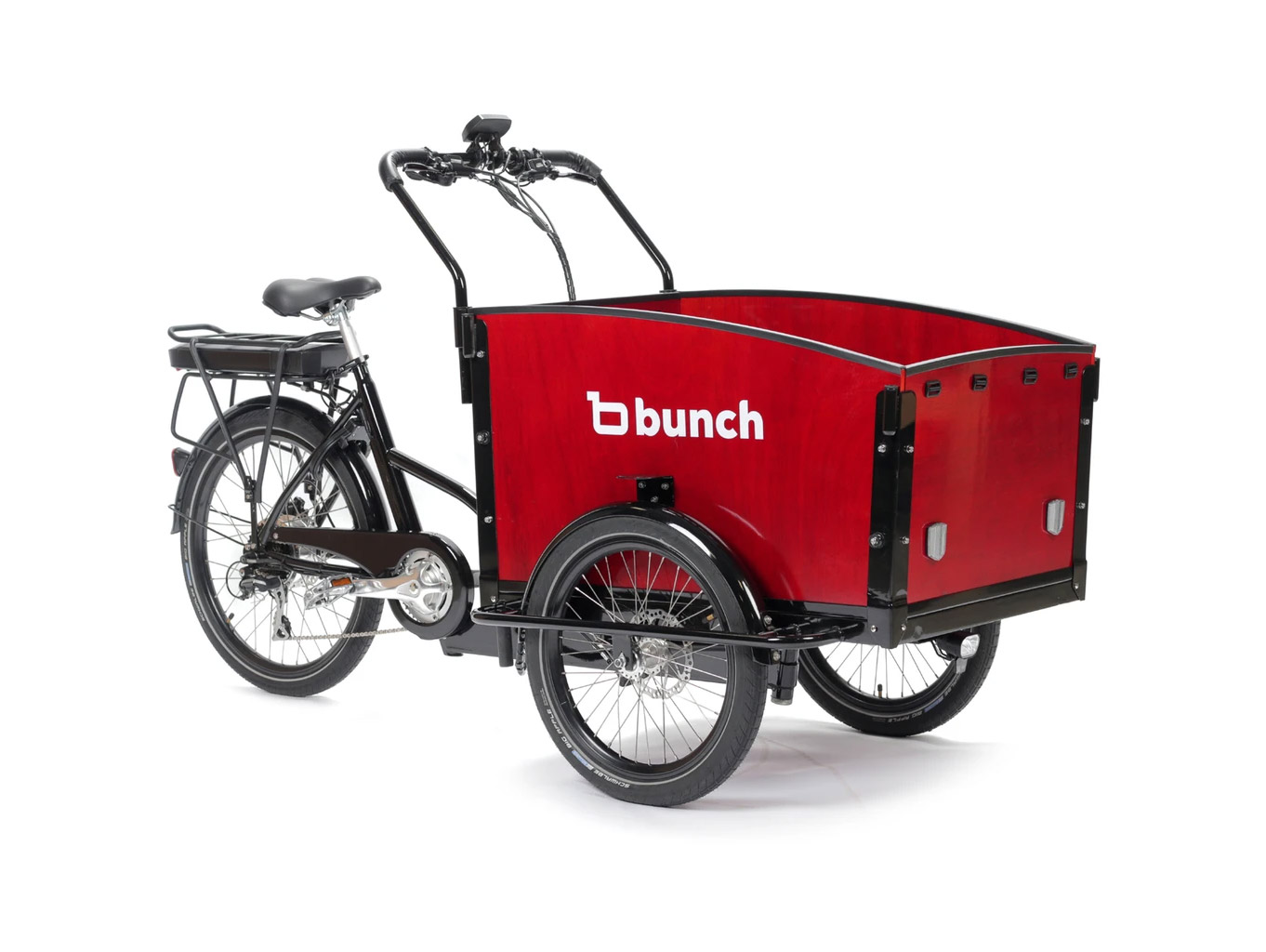 Bunch Cargo Bike - Electric Trike Front Load Toddler Carrier Bike