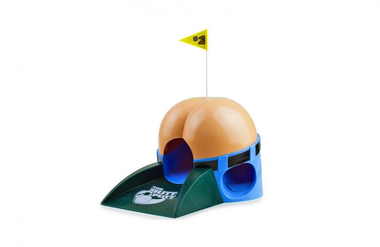 Butt Putt Farting Golf Putter Game - Butt shaped golf putting toy
