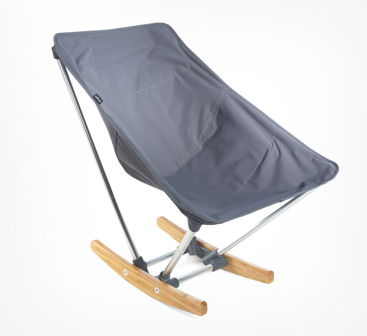 Charmant Evrgrn Campfire Folding Rocking Chair