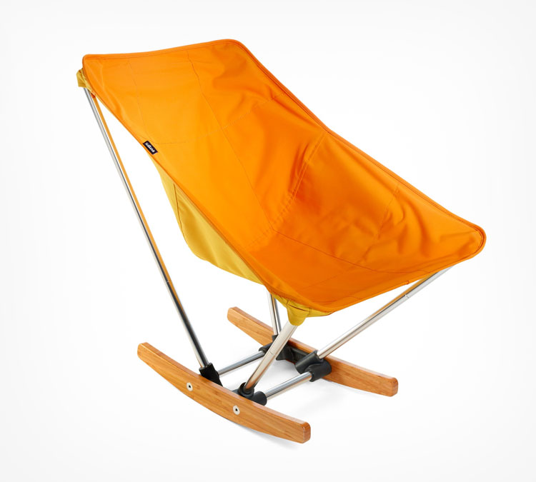 Evrgrn Campfire Fold Out Rocking Chair