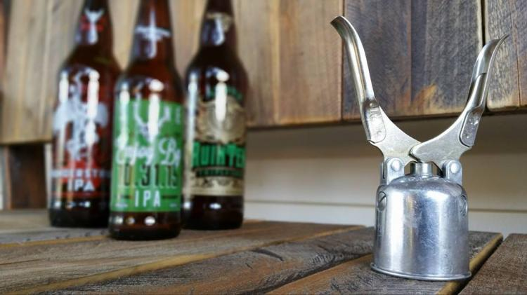 Cap-Off Vintage Bottle Opener