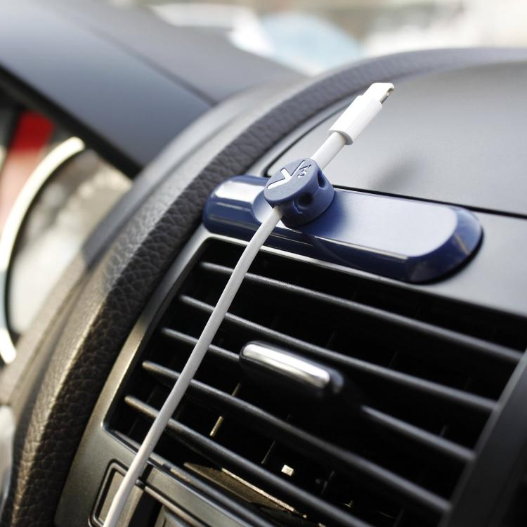 Magnetic Cord Holder For Your Car
