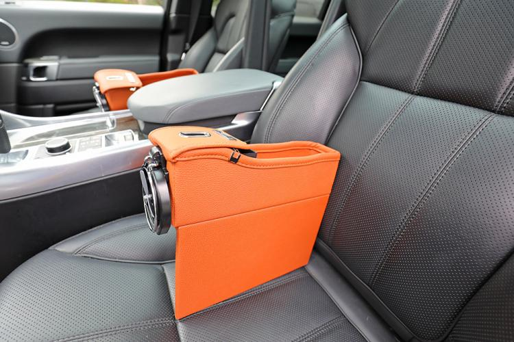Car Seat Storage Pockets Pocket Between And Center Console To Items