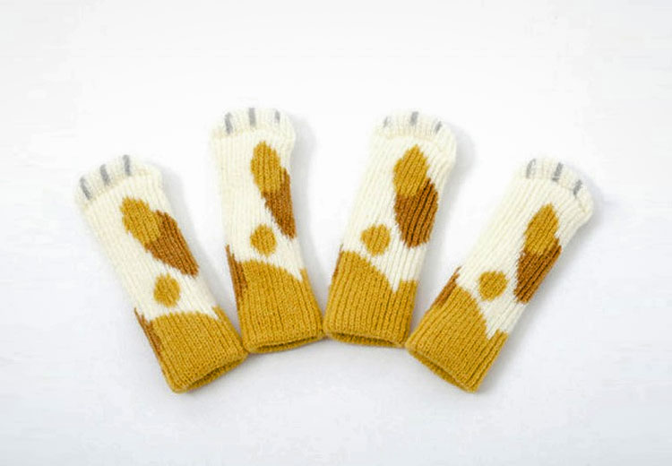 Cat Feet Socks For Your Chairs - Cat Paw Chair Socks