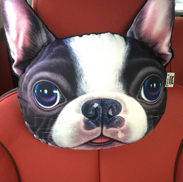 Dog Headrest Pillows For Your Car