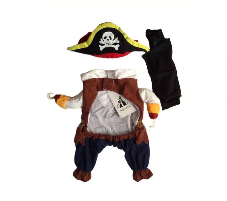 0df6de61829 Cat Pirate Costume