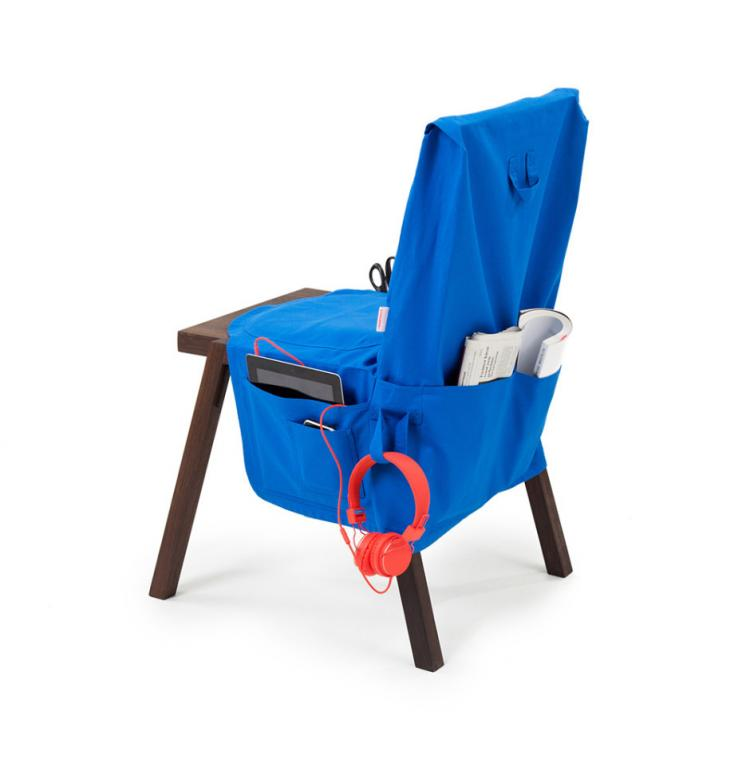 Chair Wear Big Baggy - Chair Cover Organizer and Tool Belt