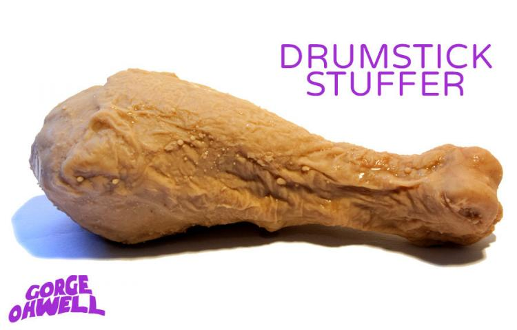 Drumstick Stuffer - Food Sex Toy