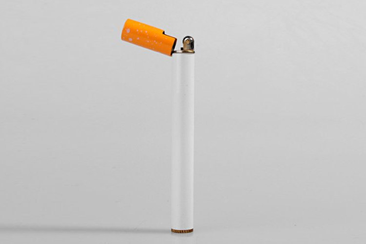 Cigarette Shaped Lighter - Butane