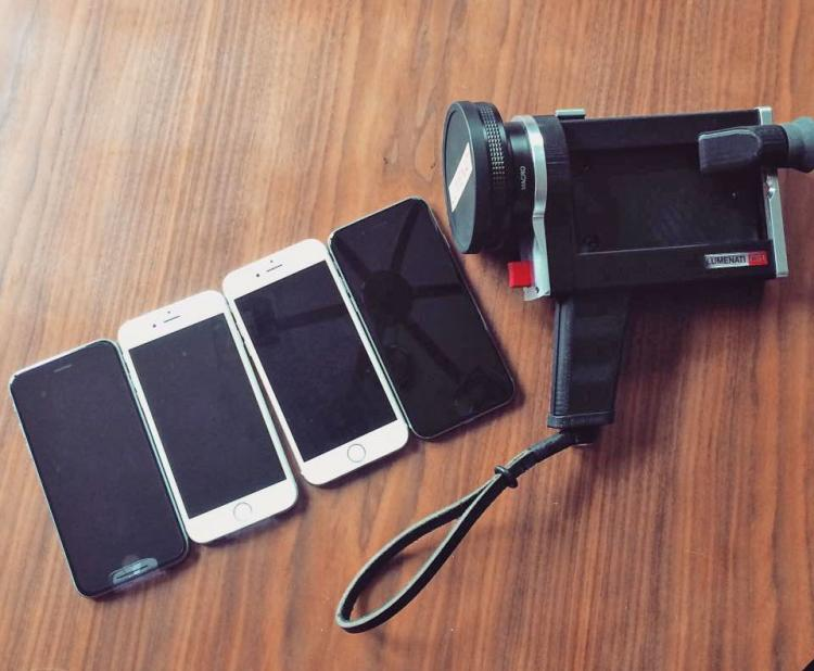 Cinematic Smart Case For iPhone 6