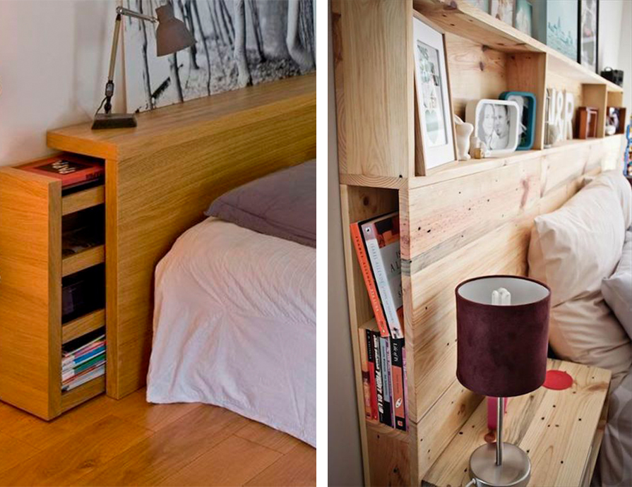 Clever Hidden Storage Ideas - Secret storage areas design inspiration