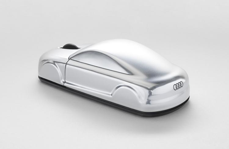 Click Car: Wireless Car Shaped Computer Mouse - Audio Concept Car Computer Mouse