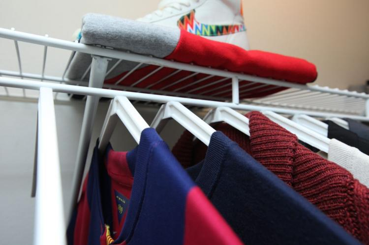 Magnetic Clothing Hangers